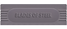 Blades of Steel logo