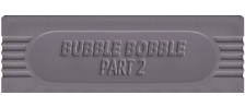Bubble Bobble Part 2 logo