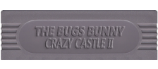 Bugs Bunny Crazy Castle 2, The logo