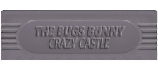 Bugs Bunny Crazy Castle, The logo