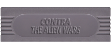 Contra - The Alien Wars logo