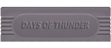 Days of Thunder logo