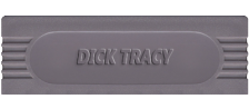 Dick Tracy logo