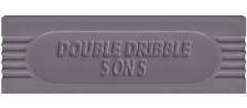 Double Dribble - 5 on 5 logo