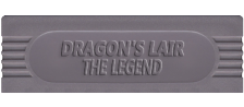 Dragon's Lair - The Legend logo