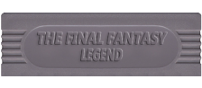 Final Fantasy Legend, The logo