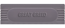 Great Greed logo