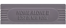 Home Alone 2 - Lost In New York logo