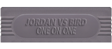 Jordan vs Bird - One on One logo