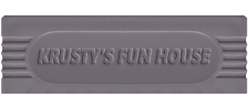 Krusty's Fun House logo