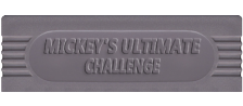 Mickey's Ultimate Challenge logo