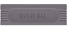 Out of Gas logo