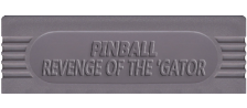 Pinball - Revenge of the 'Gator logo