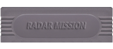 Radar Mission logo