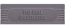 Real Ghostbusters, The logo