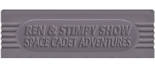 Ren & Stimpy Show, The - Space Cadet Adventures logo