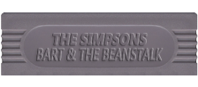 Simpsons, The - Bart & the Beanstalk logo
