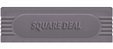 Square Deal - The Game of Two-Dimensional Poker logo