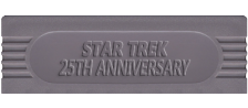 Star Trek - 25th Anniversary logo