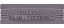 Star Wars - The Empire Strikes Back logo