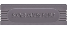 Super James Pond logo