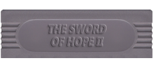 Sword of Hope II, The logo