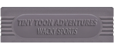 Tiny Toon Adventures - Wacky Sports logo