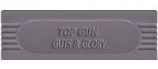 Top Gun - Guts & Glory logo