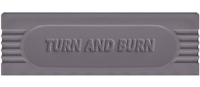 Turn and Burn logo