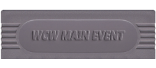 WCW Main Event logo