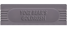 Yogi Bear in Yogi Bear's Goldrush logo