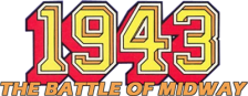 1943 - The Battle of Midway logo