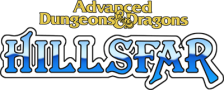 Advanced Dungeons & Dragons - Hillsfar logo