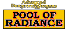 Advanced Dungeons & Dragons - Pool of Radiance logo