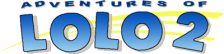 Adventures of Lolo 2 logo