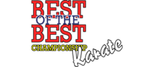 Best of the Best - Championship Karate logo