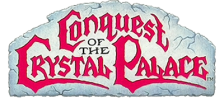 Conquest of the Crystal Palace logo
