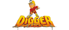 Digger - The Legend of the Lost City logo