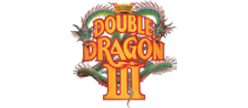 Double Dragon III - The Sacred Stones logo