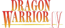 Dragon Warrior IV logo