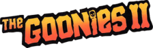 Goonies II, The logo