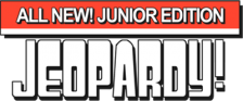 Jeopardy! Junior Edition logo