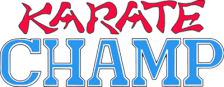 Karate Champ logo