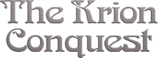 Krion Conquest, The logo