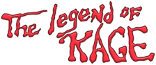 Legend of Kage, The logo