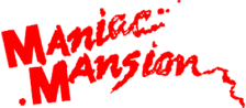 Maniac Mansion logo