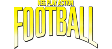 NES Play Action Football logo