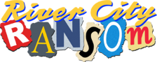 River City Ransom logo