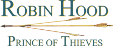 Robin Hood - Prince of Thieves logo