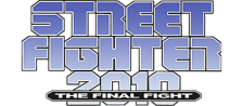 Street Fighter 2010 - The Final Fight logo
